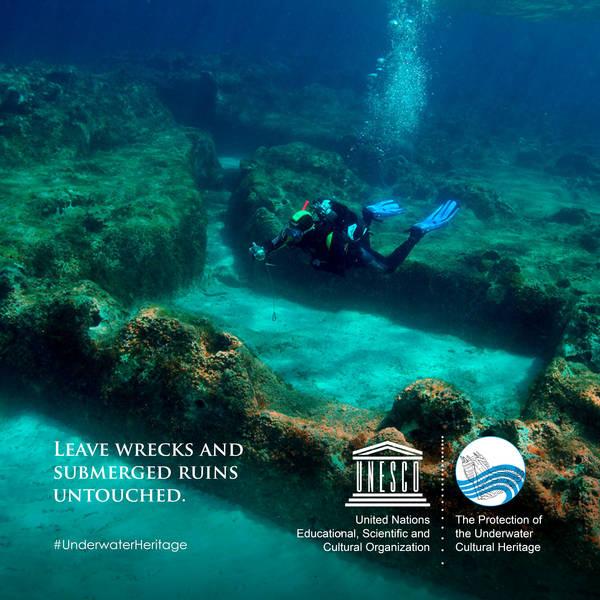 コロナでどうなる水中考古学の調査