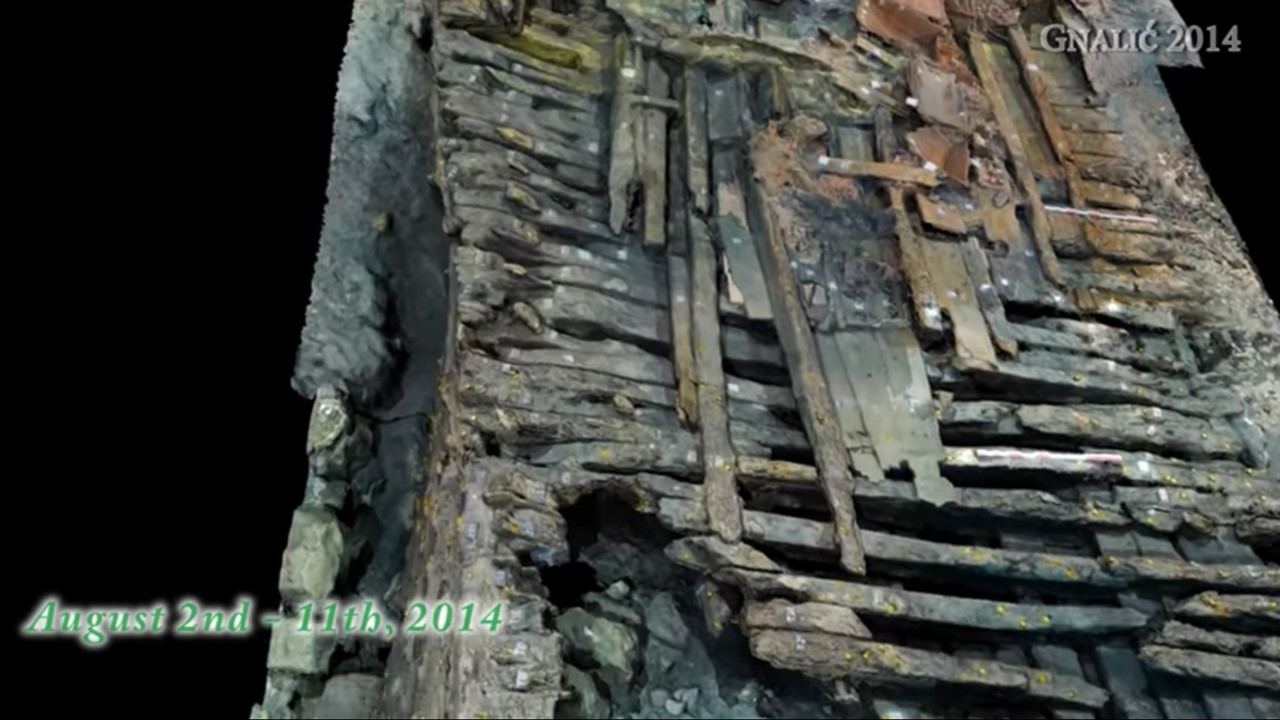 COVIDでヴァーチャル水中遺跡ツアー